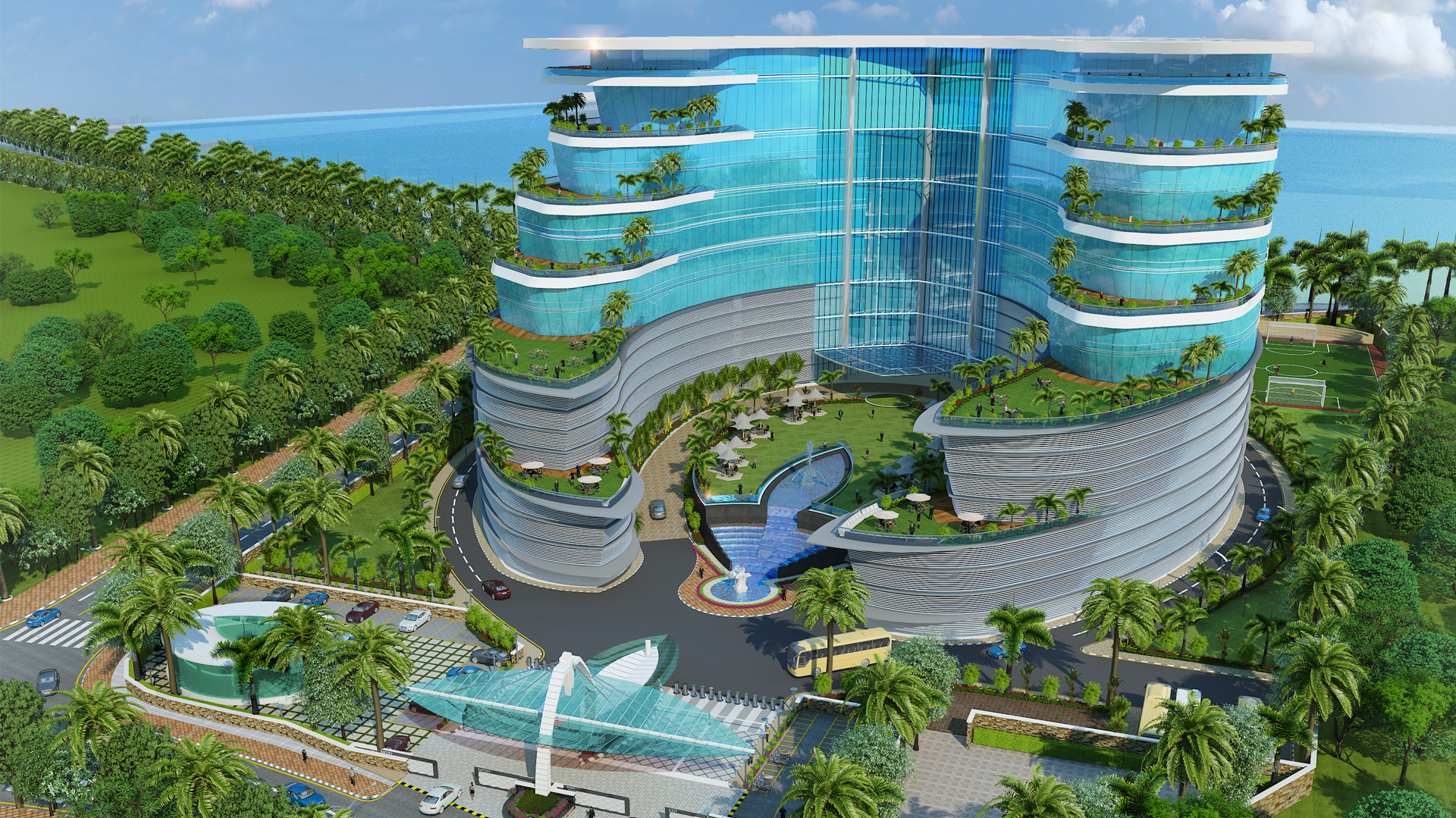Architect Rushikesh H UST Kochi